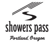 Showers Pass Showers Pass clothing is technically engineered cycling gear for racers, commuters, messengers and everyday cycling enthusiasts. They have outfitted us with high performance rain wear at a significant discount.