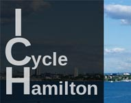 I Cycle Hamilton 'I Cycle Hamilton' advocates for bicycling as a viable, safe and convenient alternative mode of transportation in our hometown of Hamilton, Ontario.