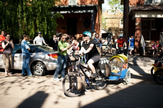 Depart Jenn Stark Photographers 548x364 Our one year Bike iversary!